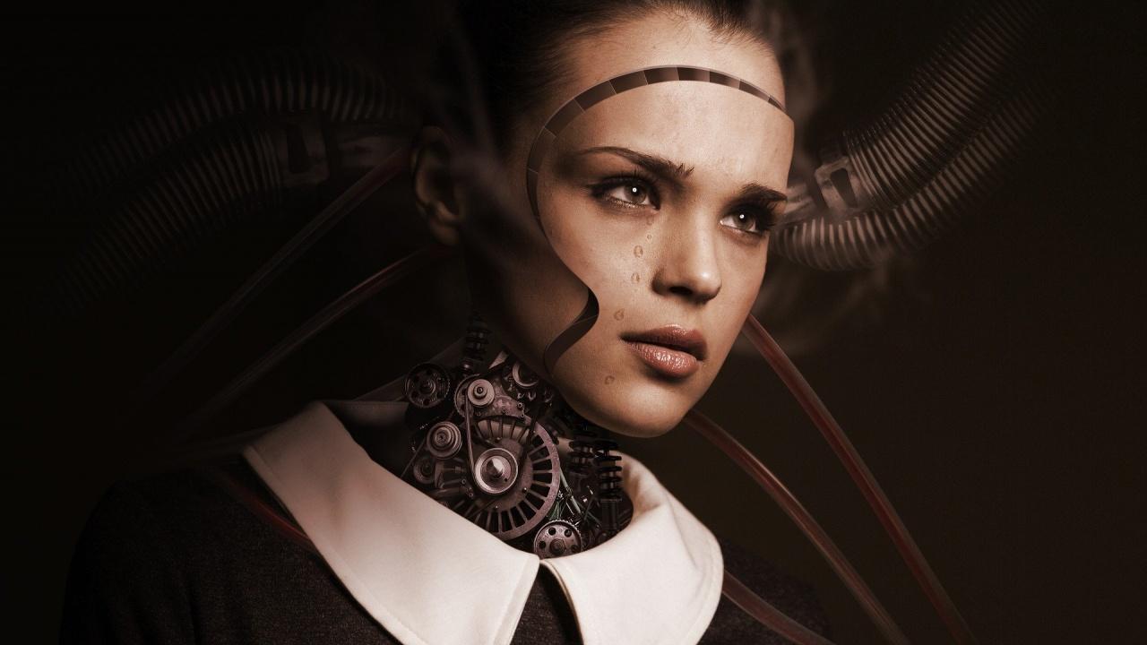 Първата актриса робот с роля във филм и сериал
