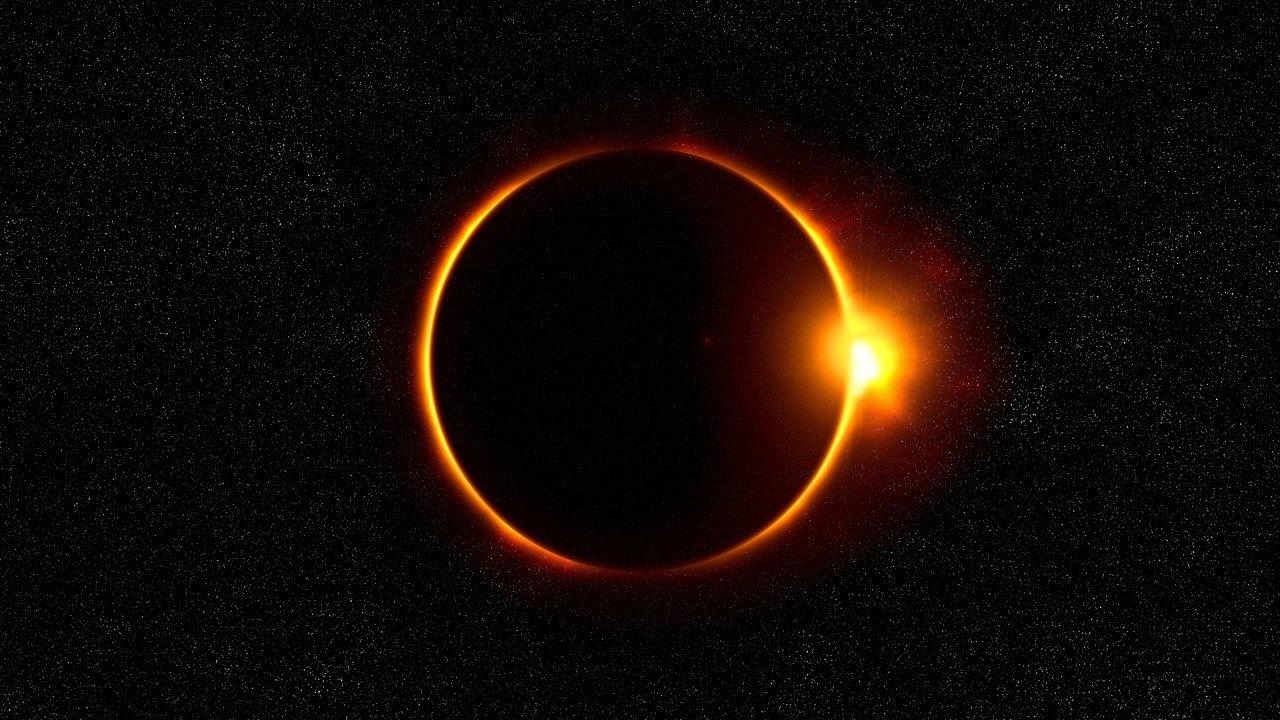 Пръстеновидно слънчево затъмнение ще се наблюдава в четвъртък в северното полукълбо