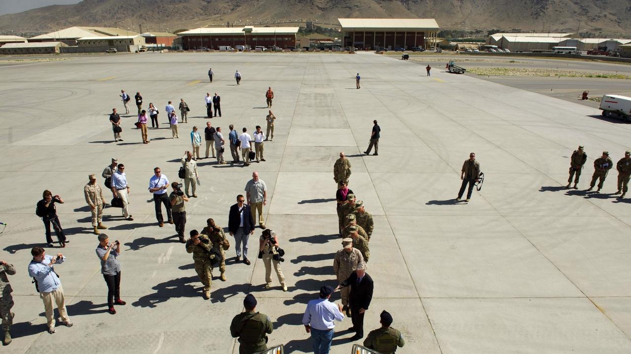 Турция иска да управлява летището в Кабул след изтеглянето на НАТО