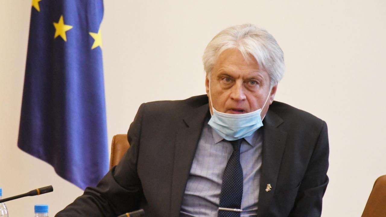 """Бойко Рашков с първи коментар за нахлуването на ДАНС в ГДБОП и """"Национална полиция"""""""