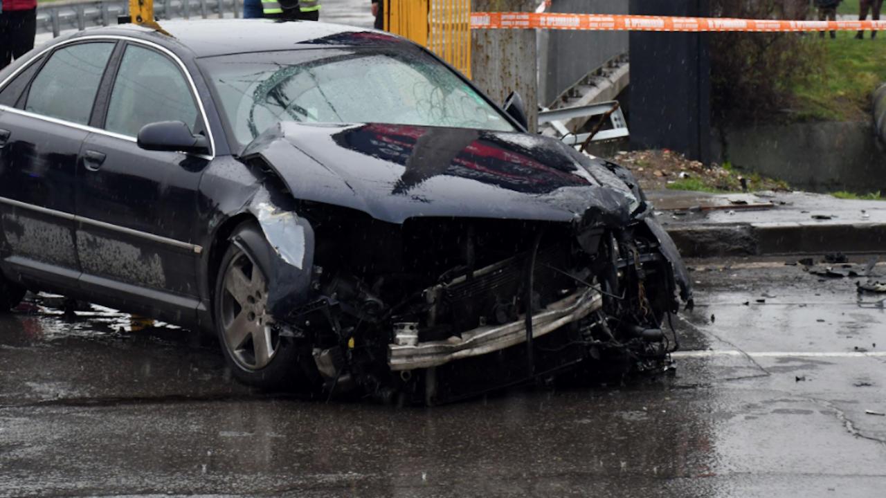 Три коли катастрофираха край село Невестино