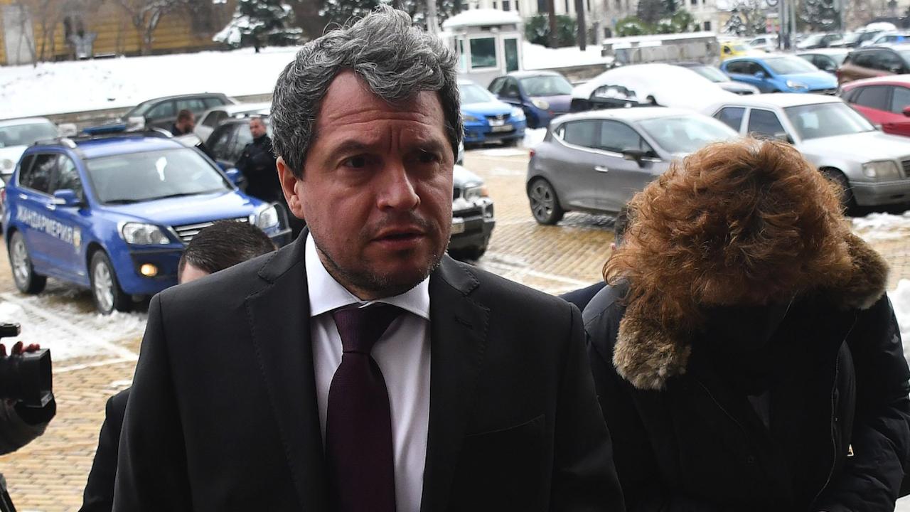 Тошко Йорданов обсъди борбата с корупцията у нас с Херо Мустафа