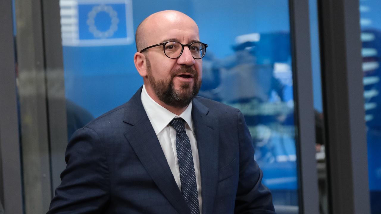 Шарл Мишел: ЕС се нуждае от общо разузнаване, за да има обща позиция по отношение на  Русия