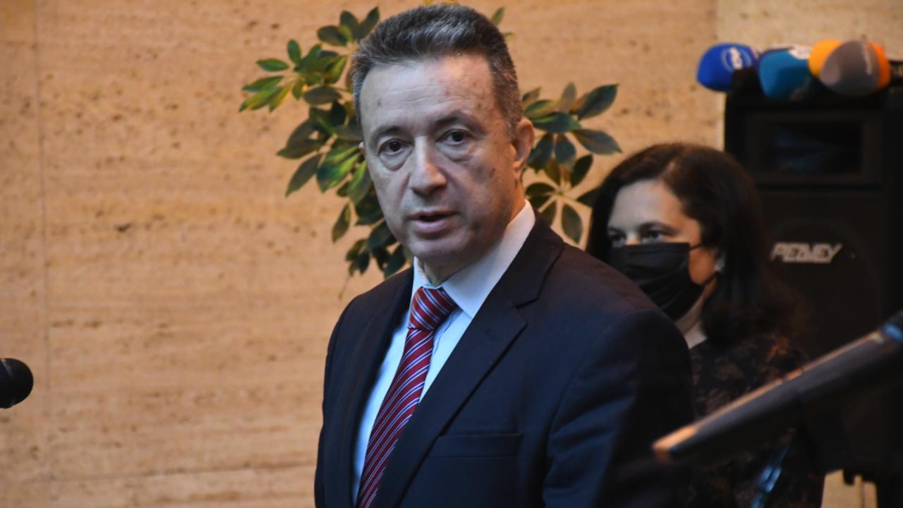 Янаки Стоилов извършва проверка в Агенцията по вписванията след сигнал на Стойчо Кацаров