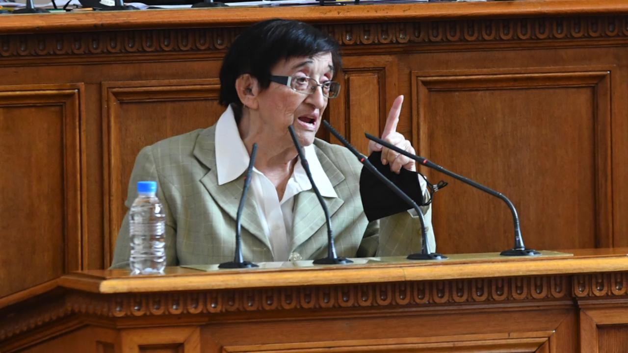 Зайкова: Решението на Трифонов за НС ще увеличи гласоподавателите за ИТН