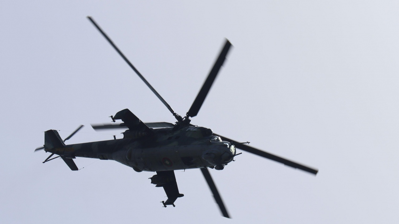 Катастрофии инциденти с български военни самолети и хеликоптери