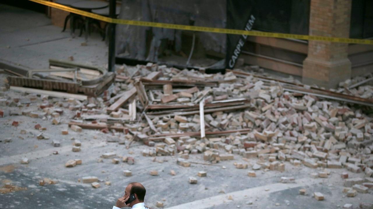 Сграда погреба 9 души в Южна Корея