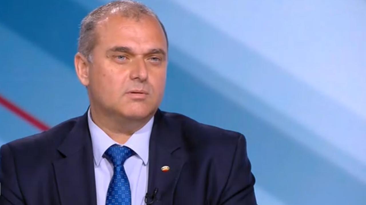 Искрен Веселинов: ДПС трябва да бъде заличена