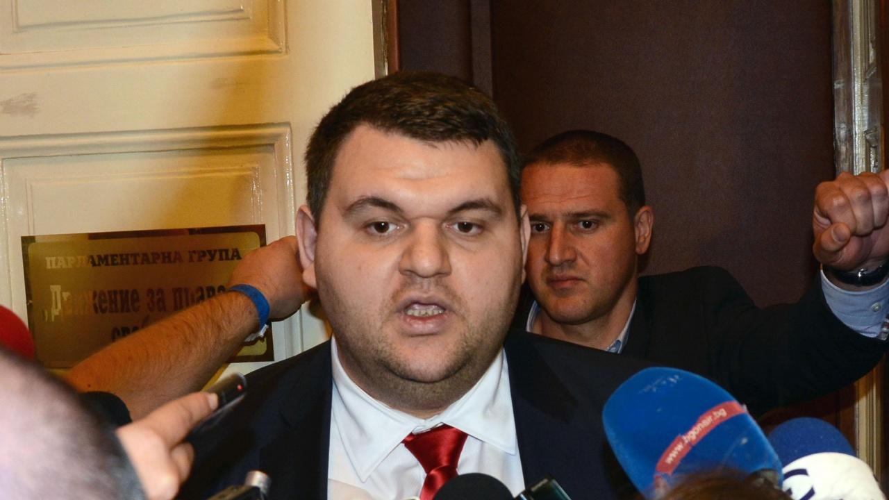Делян Пеевски: Финансовото министерство лъже, че имам фирма в САЩ