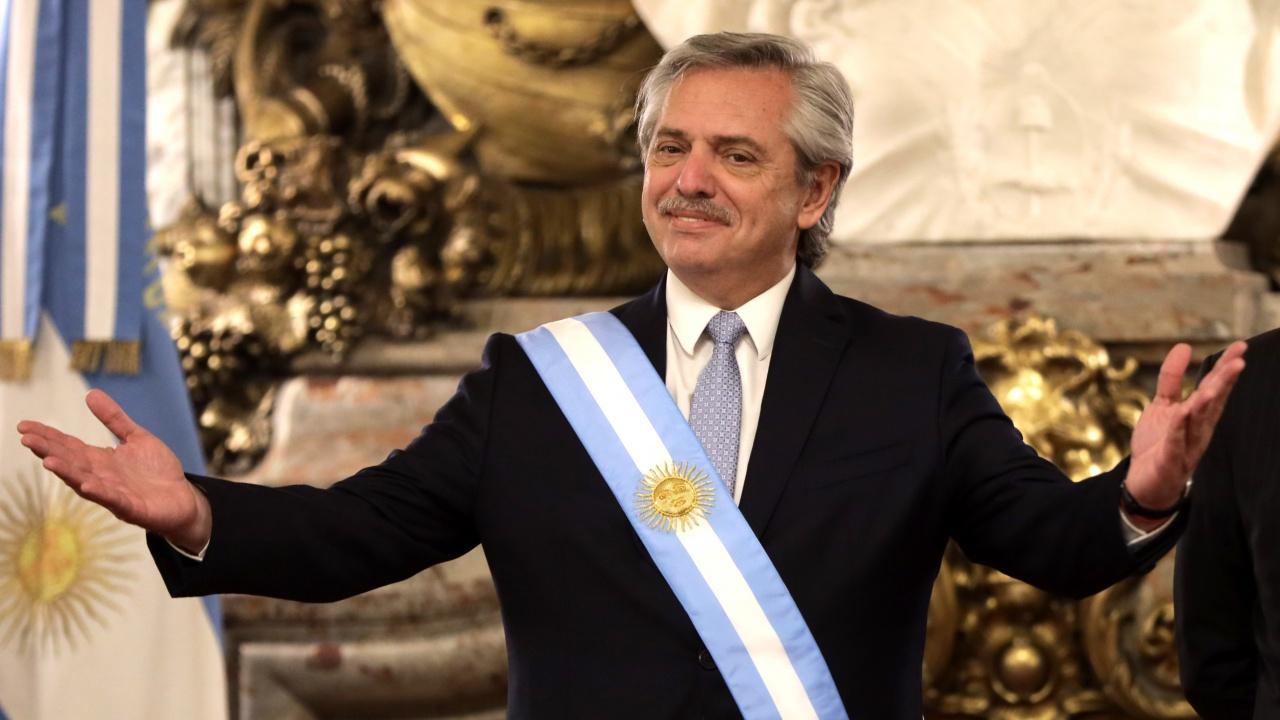 Аржентинският президент предизвика бурна реакция в социалните мрежи