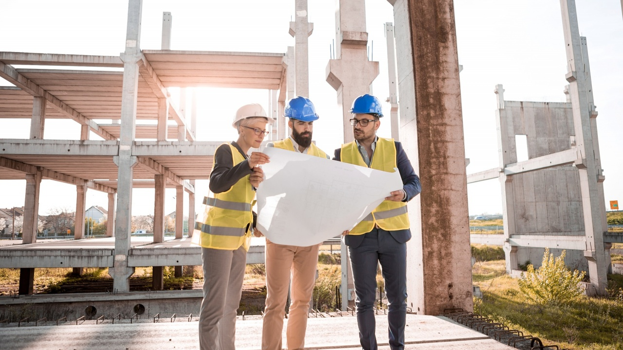 НСИ отчита ръст в строителството от 15.7%
