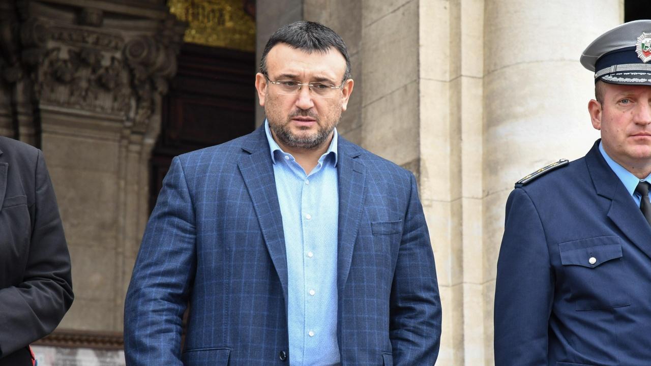 """Ексминистър: Трудно ще изчегъртате """"хората на Младен Маринов"""" от полицията!"""