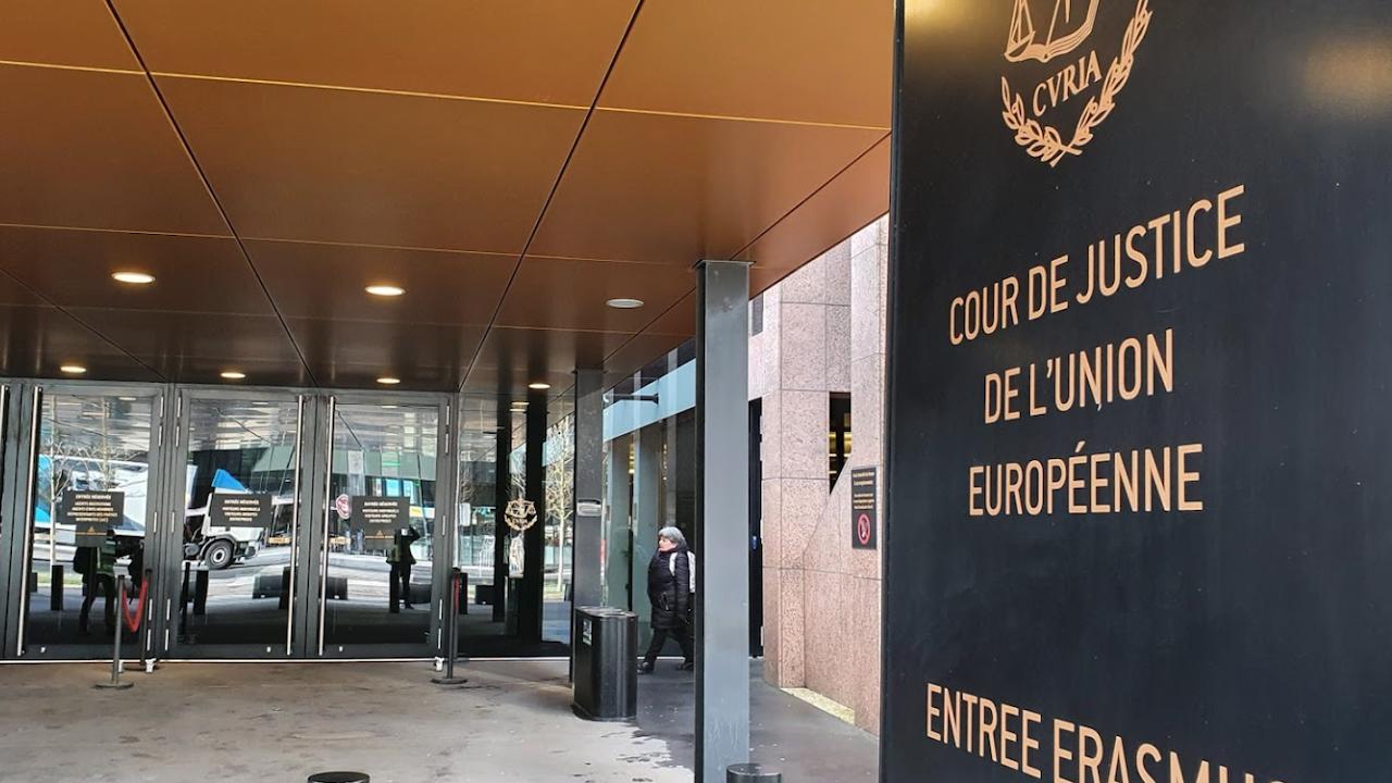 Одобрена е позицията на страната ни по дело С-602/20 на Съда на Европейския съюз