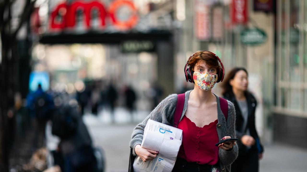 Датчаните могат да носят маски вече по желание