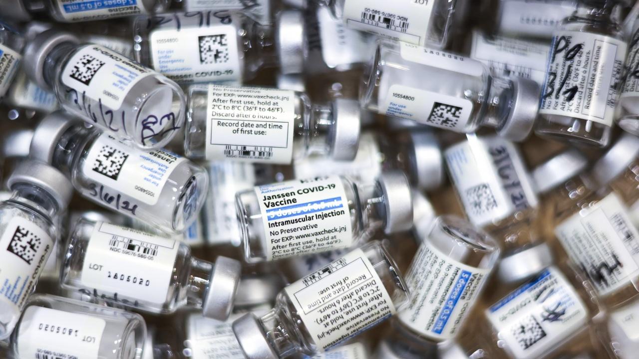 ЕС се отказва от 100 милиона дози от ваксината на Johnson & Johnson