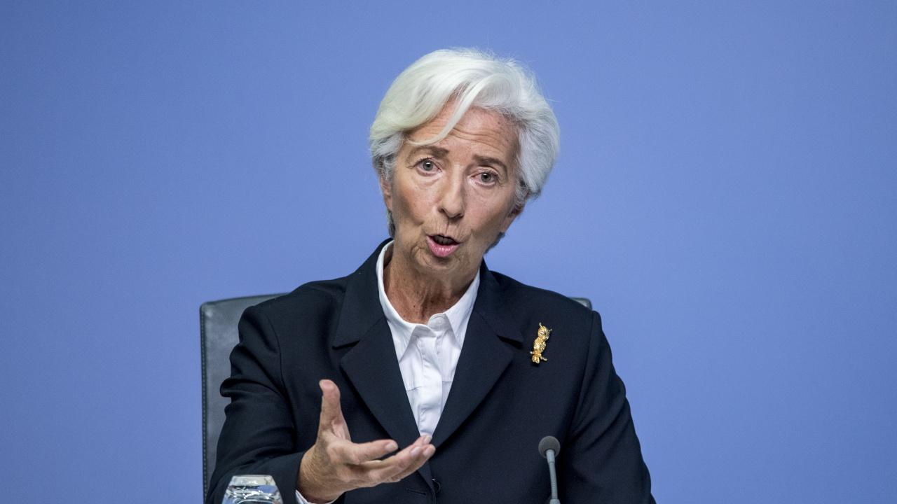 Лагард от ЕЦБ очаква ускоряване на европейската икономическа активност през второто полугодие