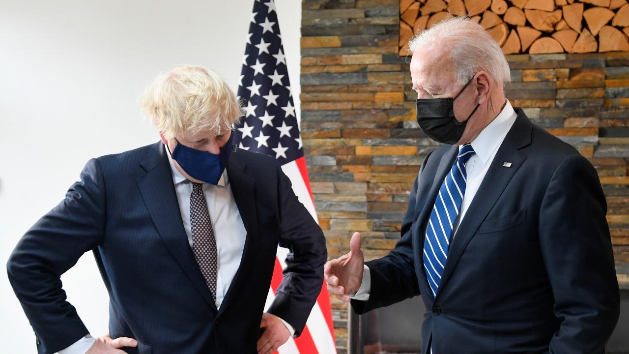 Великобритания и САЩ препотвърдиха ангажимента си към мирното споразумение в Северна Ирландия