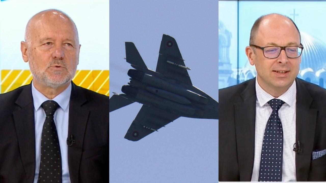 След инцидента с МиГ-29: Експерти анализираха проблемите с отбраната ни