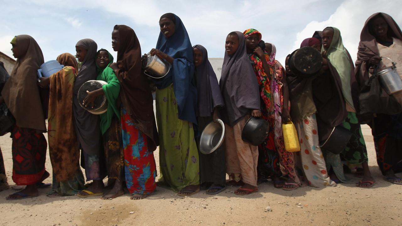 Доклад: Над 350 000 души страдат от глад в етиопския регион Тигре