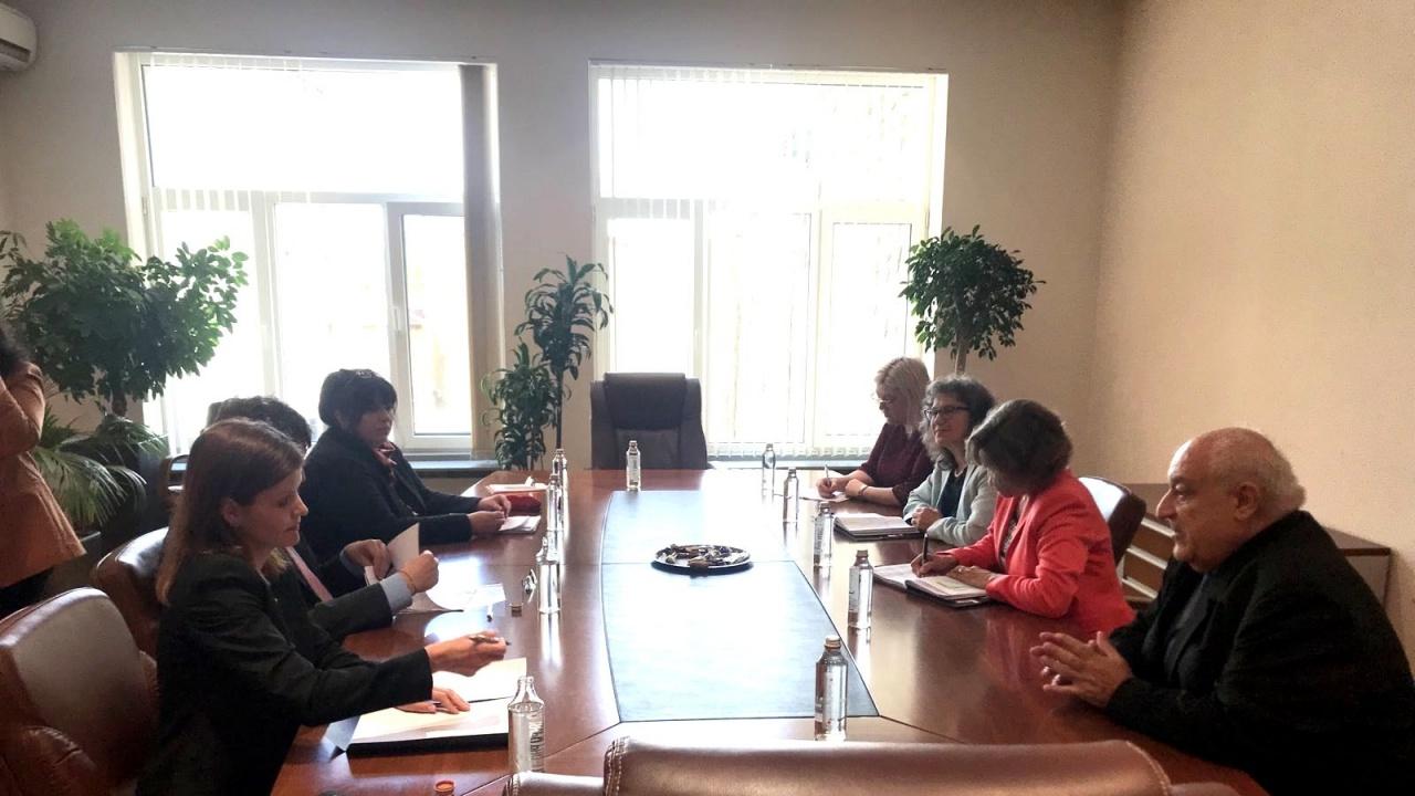 МОСВ и НСОРБ планират меморандум за общи действия и политики