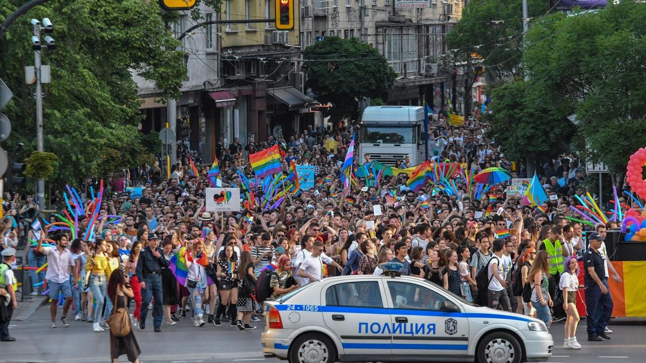 СДС скочиха на София Прайд, не искат натрапчиви демонстрации