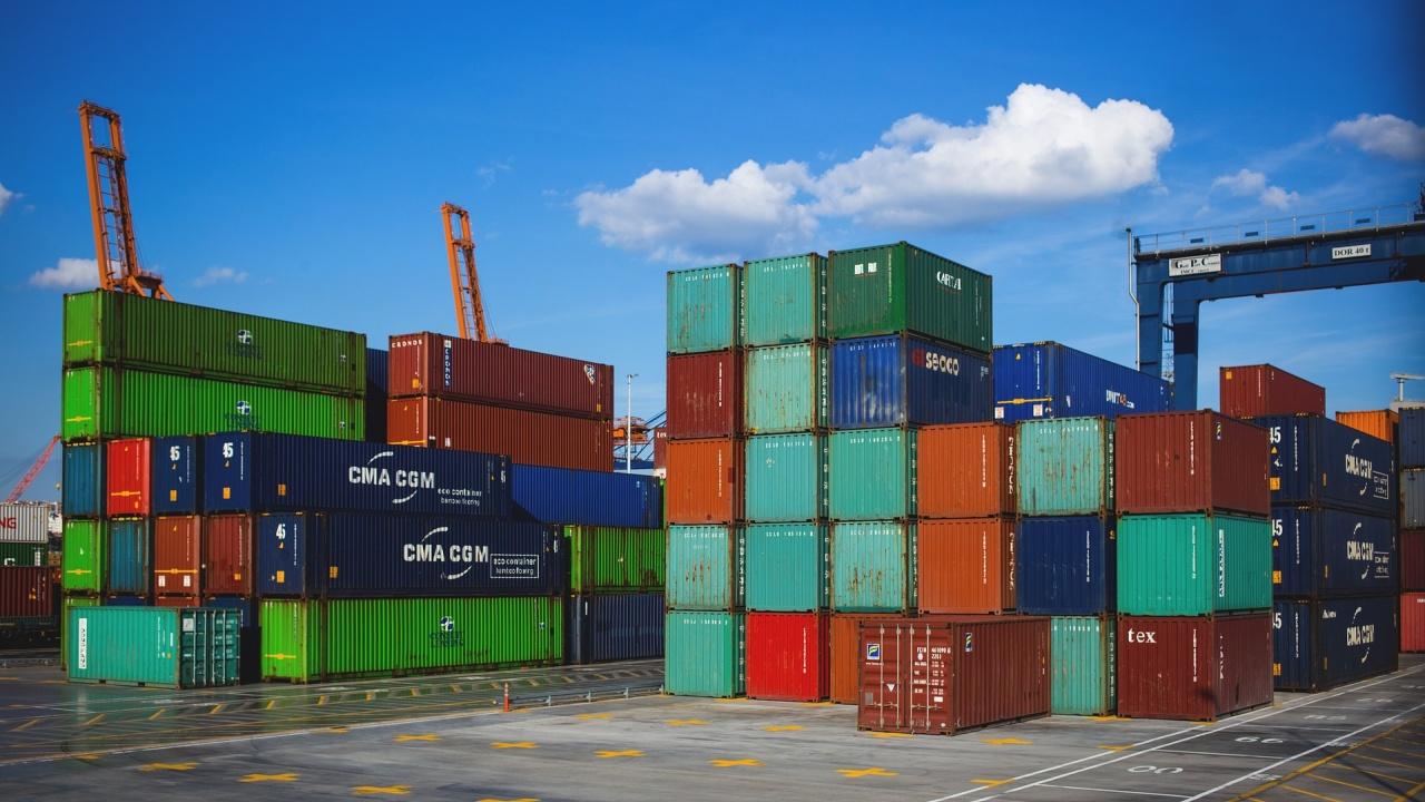 Презпериода януари - април 2021 г.износът на стокиот Българияза трети странисе увеличава със 7.7%