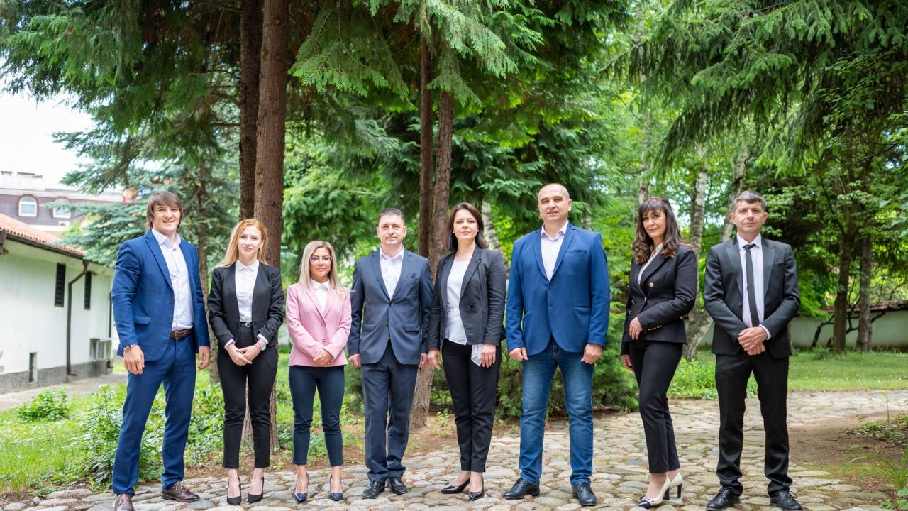 Христо Терзийски, водач на листата на ГЕРБ-СДС в Кюстендил: Ще работим за просперитета на страната и ще се противопоставим на хаоса
