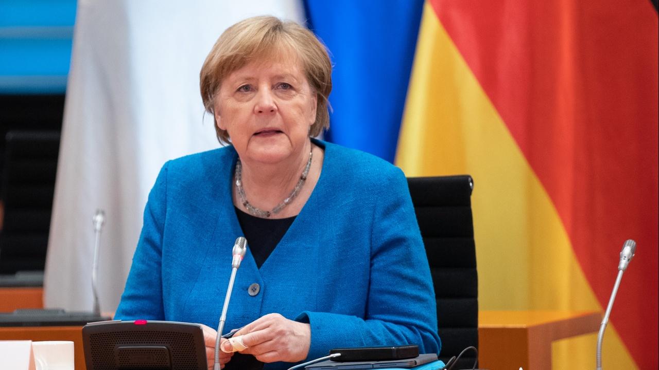 Меркел отива във Вашингтон на 15 юли за среща с Байдън