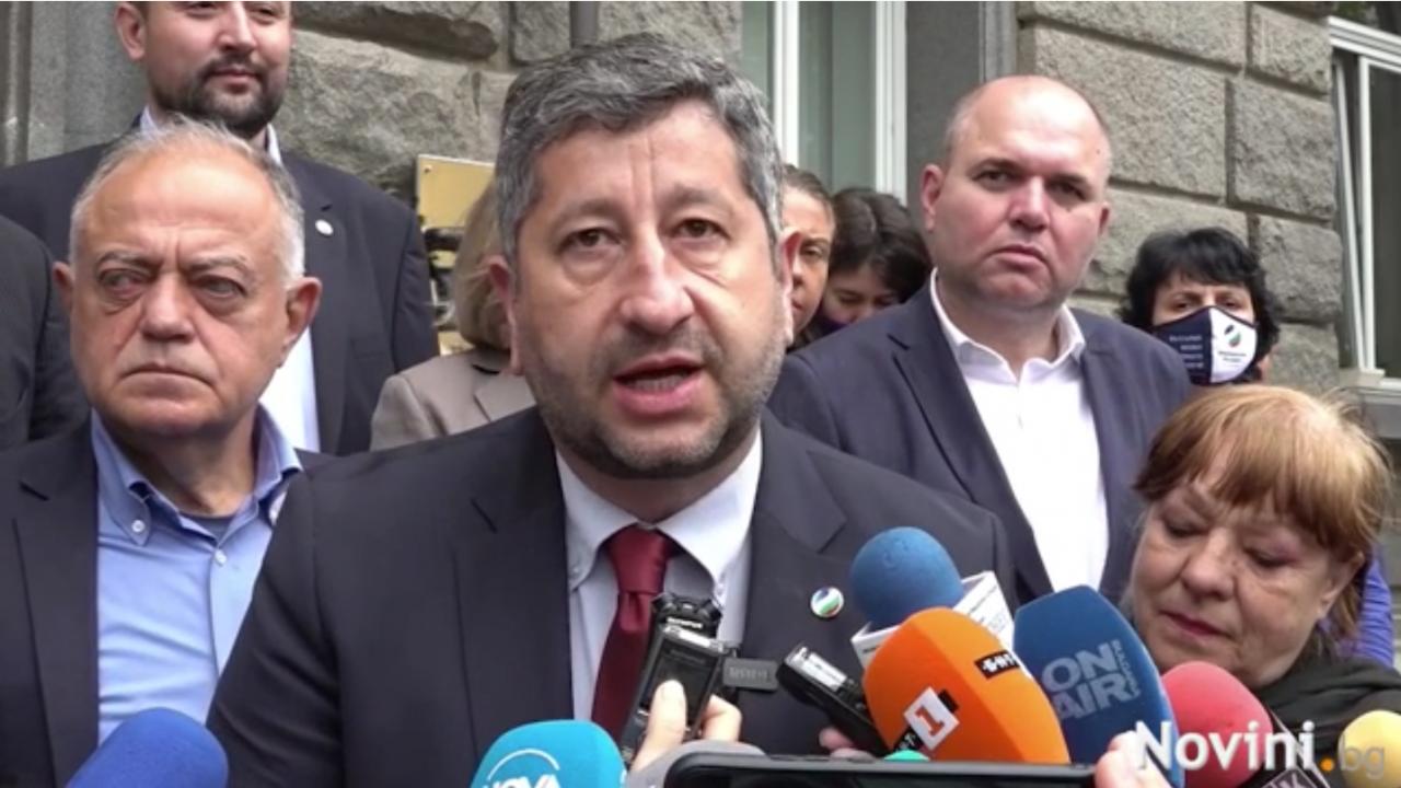 Христо Иванов: ДБ има потенциал да е трета политическа сила