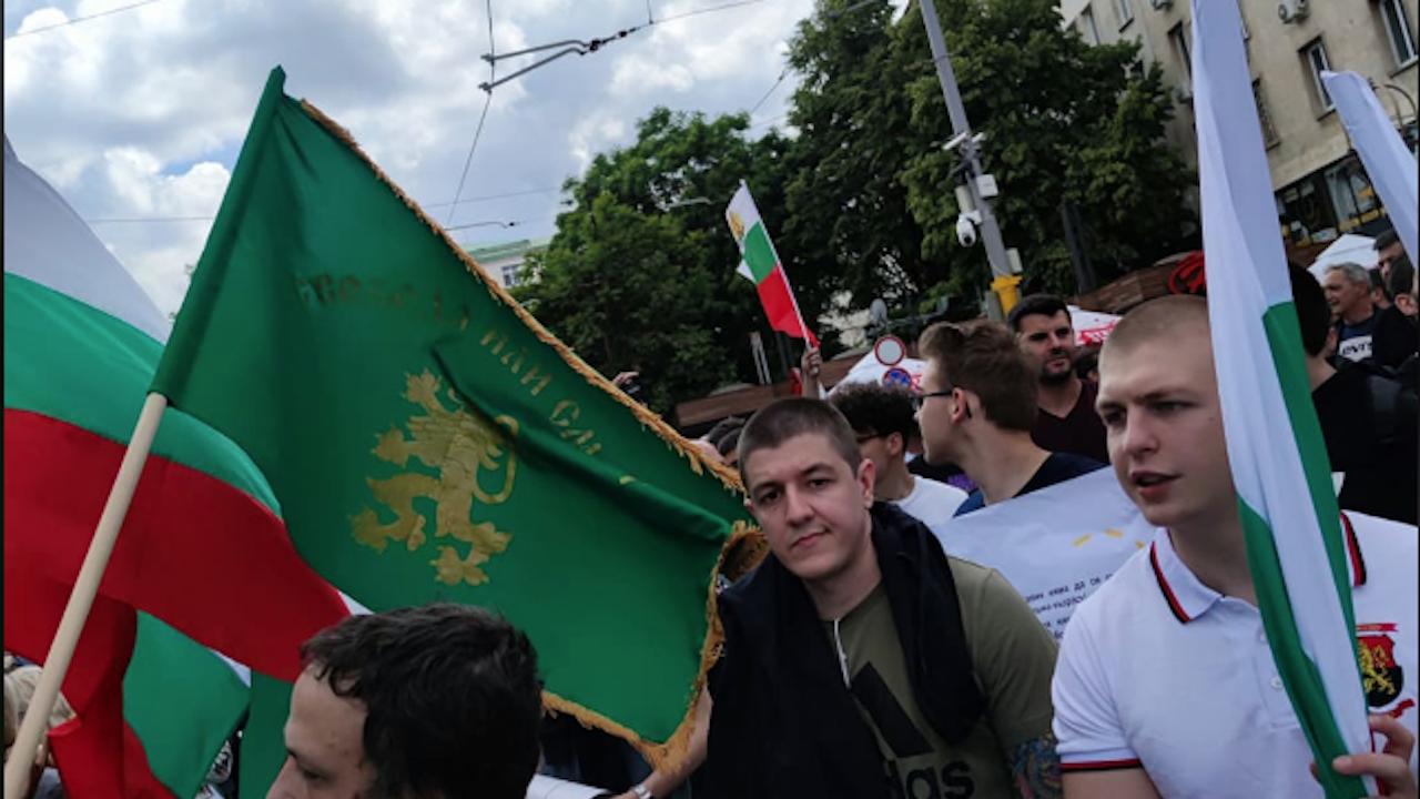 Шествие в защита на традиционното християнско семейство и против София Прайд в София