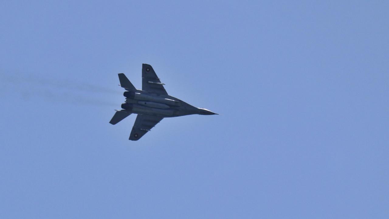 Продължава търсенето на черната кутия от падналия МиГ-29, втората ракета от самолета също е под водата
