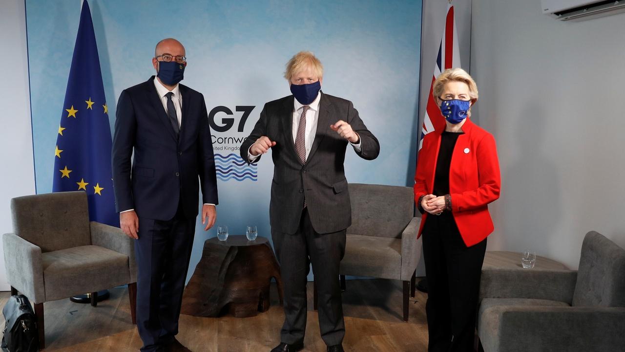 Климатичните промени - основна тема на последния ден от форума на Г-7