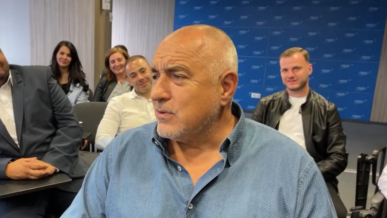 Бойко Борисов за записа на Узунов: Торбите заминават вероятно към Радев