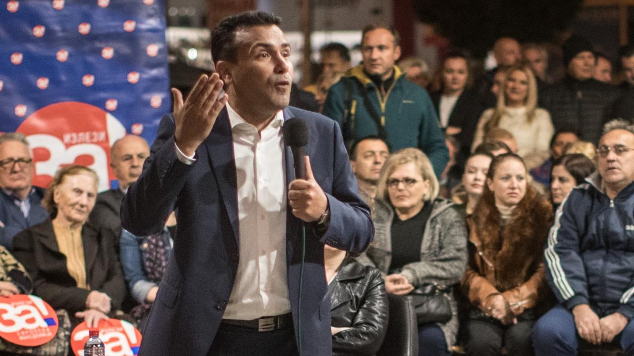 Зоран Заев щял да се оттегли от политиката след 3 години