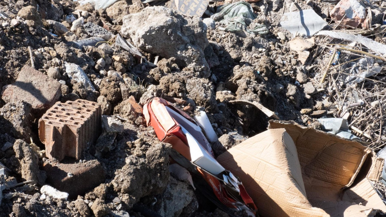 Казанлък: Започва работа по рекултивацията на общинското депо за инертни и строителни отпадъци
