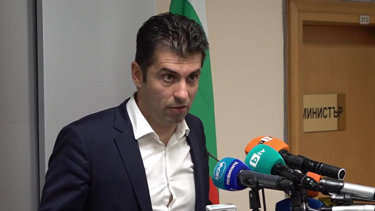 Министър Петков с още разкрития за състоянието на язовирите  у нас