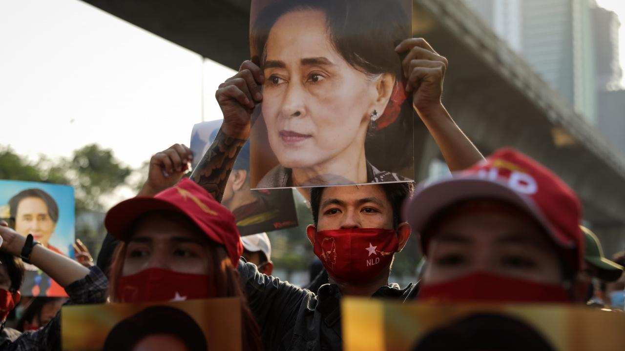 В Мианма започна процесът срещу Аун Сан Су Чжи