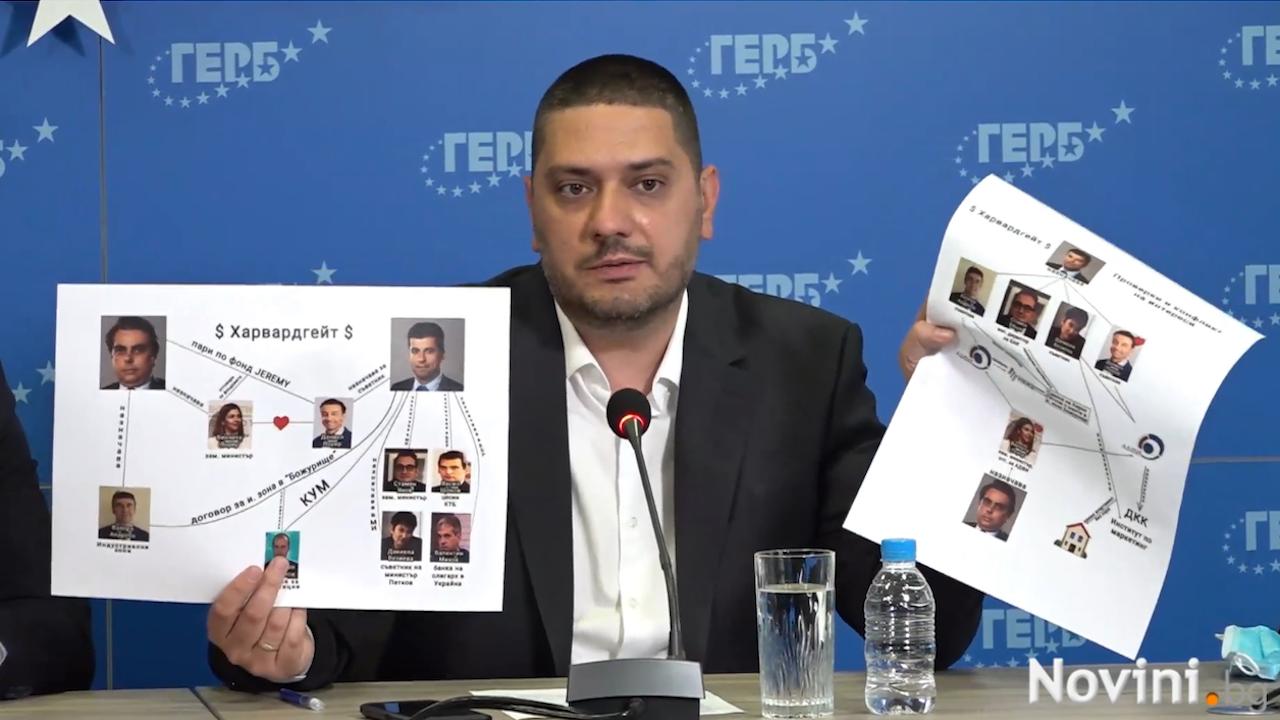 ГЕРБ със съмнения за проверката на Държавната консолидационна кампания