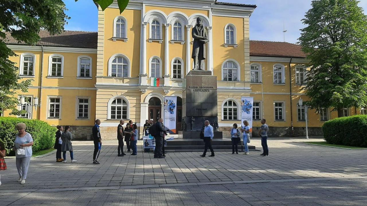 ГЕРБ сигнализираха за нерегламентирана агитация от партията на Божков в Габрово