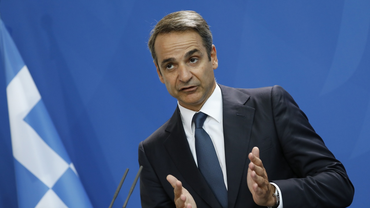 """Кириакос Мицотакис: Гърция е """"стълб на стабилността"""" в Източното Средиземноморие"""