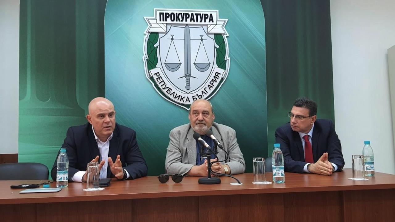 Гешев проведе работни срещи с магистрати от Апелативна, Окръжна и Районна прокуратура-Бургас