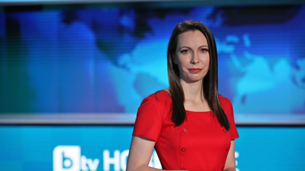 Мария Ванкова става водещ на късните емисии на bTV Новините от тази вечер