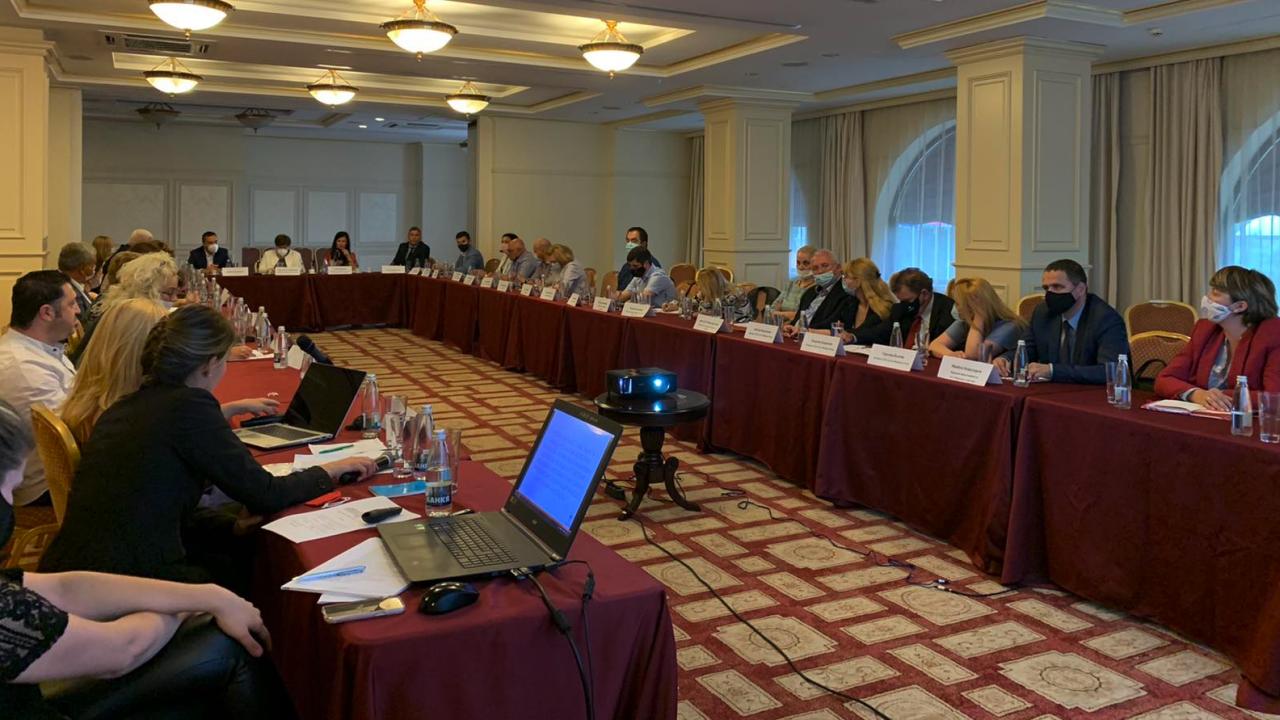 Министър Балтова участва в Кръгла маса, посветена на Националния план за възстановяване и устойчивост на Република България