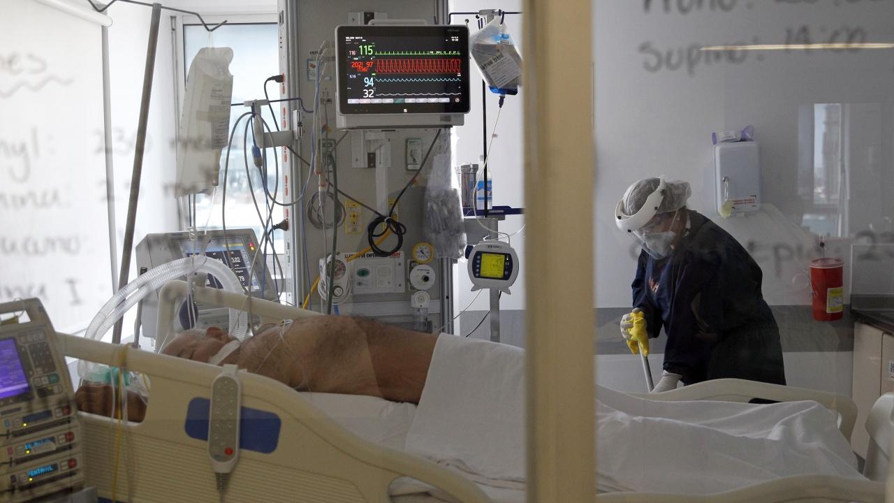 Колумбия регистрира рекорд на починали пациенти с COVID-19