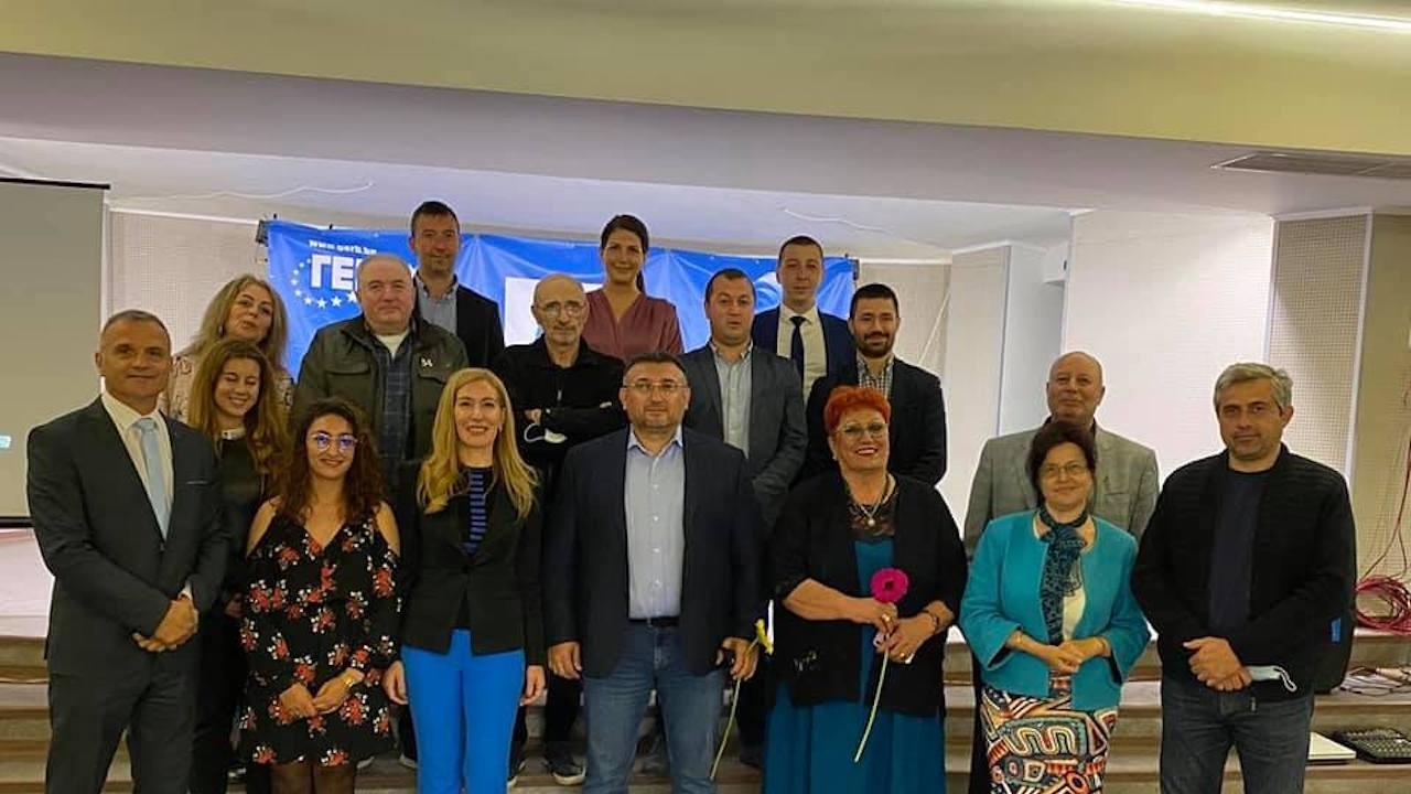 ГЕРБ-СДС София област представи в Самоков кандидатите си за народни представители