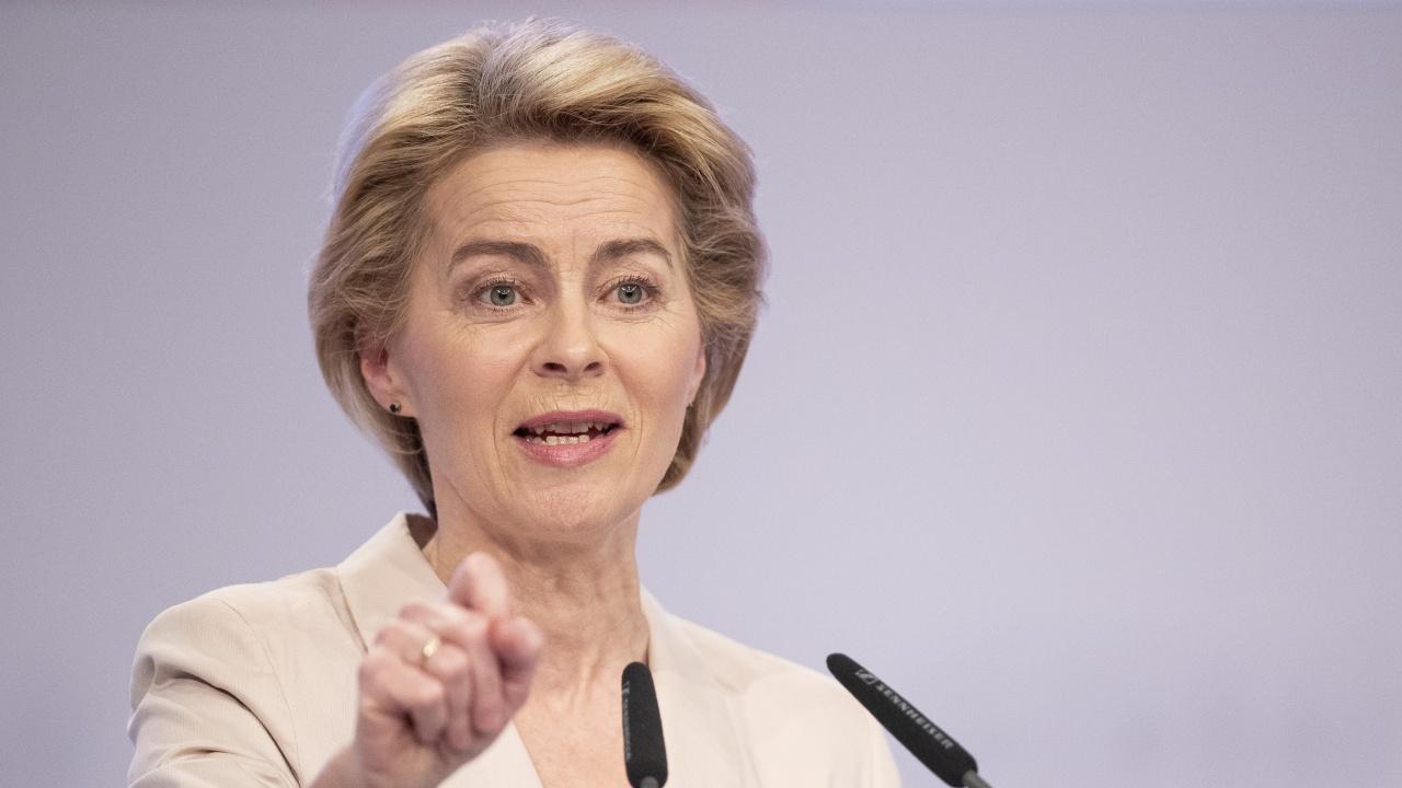 Фон дер Лайен: ЕС и Великобритания трябва да поставят на първо място дългосрочните отношения