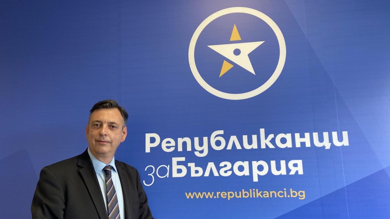 Горан Благоев: Стабилност за средната класа е един от акцентите в програмата ни