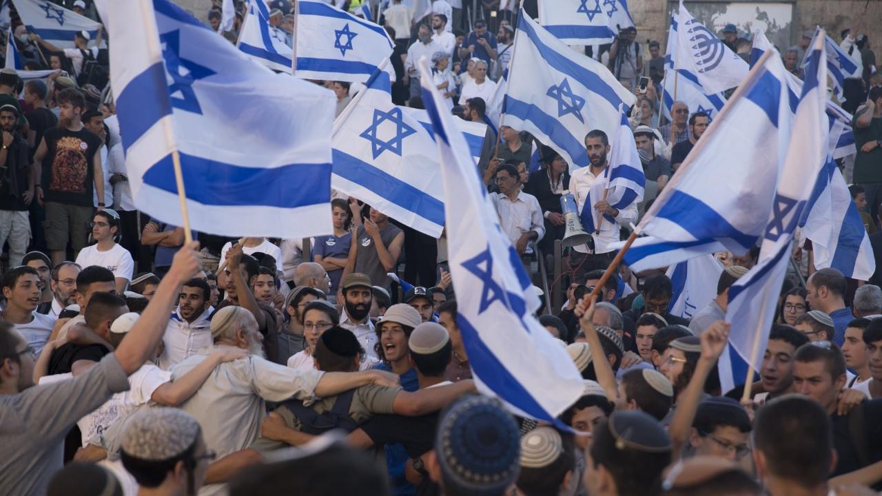 Шествие на израелски националисти в Източен Ерусалим - първо изпитание за новото правителство