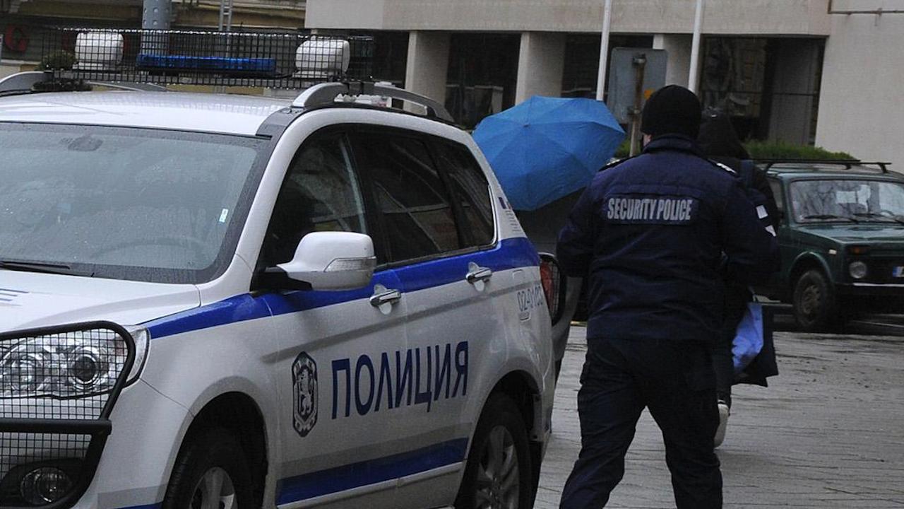 Труп в хотел в Благоевград