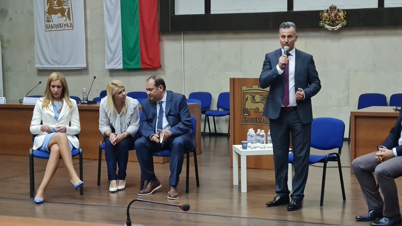 Кандидатът за кмет Андон Тодоров: Имам план за 2 години Благоевград да се развие като туристическа дестинация